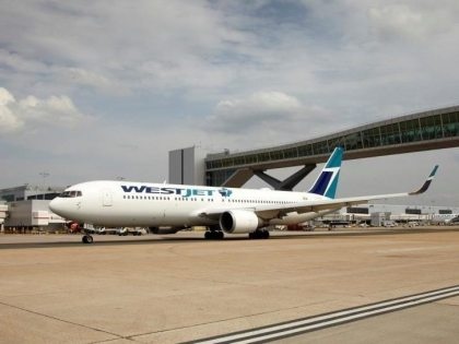 WestJet launches inaugural Halifax- London Gatwick flight