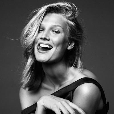 Celebrity Toni Garrn joins aviation startup