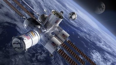 First-ever luxury space hotel begins accepting reservation deposits