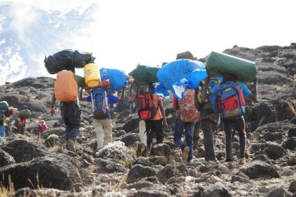Zara Tanzania Adventurers Covers 1,200 Porters with Health Insurance