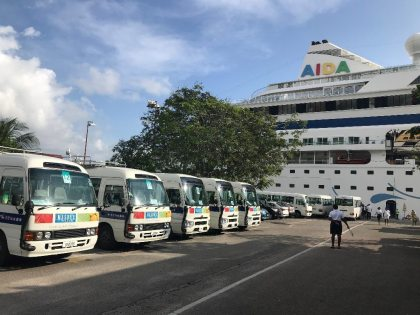 Cruise industry continues strong rebound in Seychelles