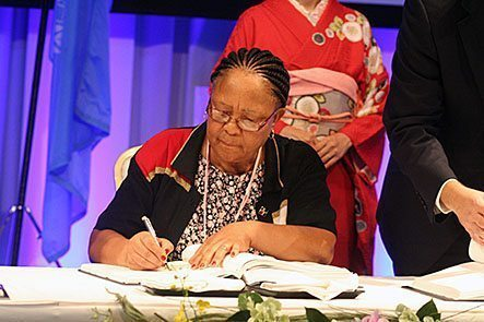 Farewell to former Lesotho Minister of Tourism
