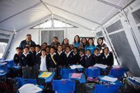 RIU Hotels  & Resorts and UNICEF: Heroes for 4000 Mexican school children