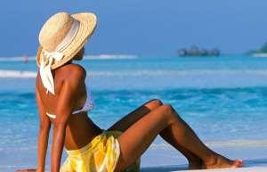 Life's a beach: Average beachgoers are female millennials, making over $75K