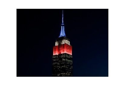 Empire State Building to light up for National Travel and Tourism Week