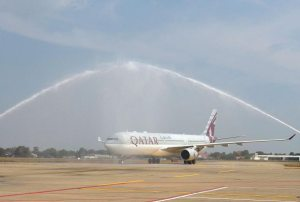 Qatar Airways celebrates five years of service to Salalah, Oman