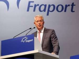 Fraport shareholders to receive dividend of €1.50 per share