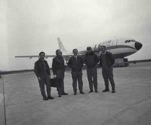 Airbus pioneer Günter Scherer passed away