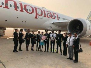 Addis Ababa to Jakarta new non stop flight on Ethiopian Airlines