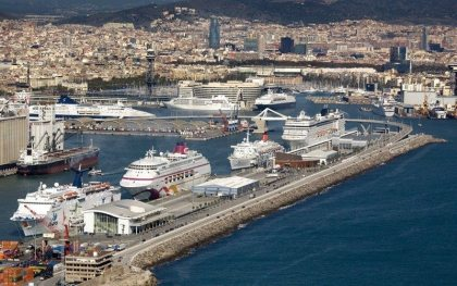 Port of Barcelona: New Carnival Corporation Opens Helix cruise center opens