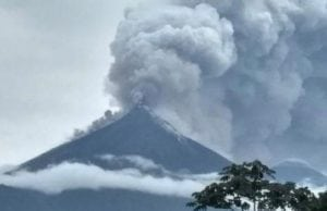 Earthquake strikes Guatemala, while death toll from volcano eruption rises to 62