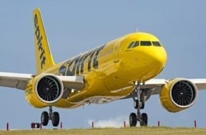 Spirit Airlines announces major international expansion