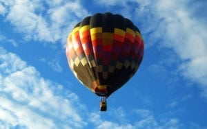 Balloon flights to launch from Bali this week