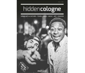 "Hidden Cologne: Urban city guide for city's guests and ""temporary citizens"""