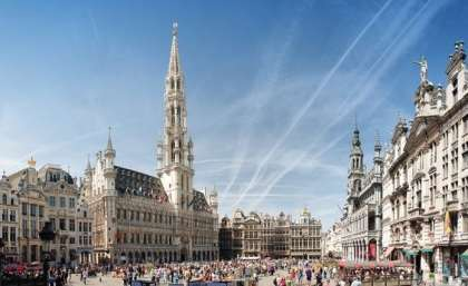 Visitors delighted with the welcome they received in Brussels