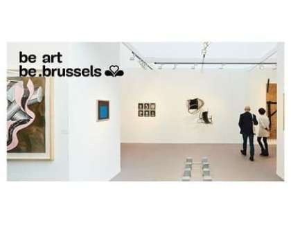 Contemporary art takes center stage in Brussels in September