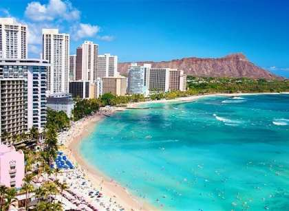 Hawaii hotels statewide report continued strong growth in May