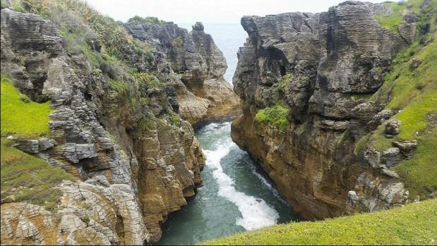 Punakaiki tourist operator Patrick Volk fears planned car park charges will leave tourists feeling ripped off.