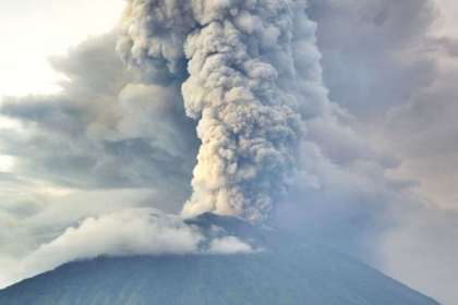 Bali airport back to normal after volcano eruption
