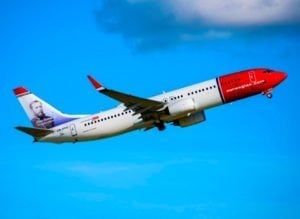 Norwegian Air increases service from US to Martinique