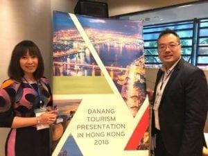 Vietnam tourism travels to Hong Kong