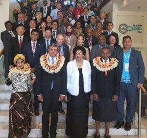 World Tourism Organization: A conversation on climate change