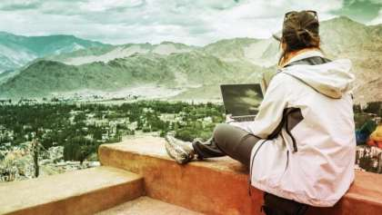 Digital tools for digital nomads