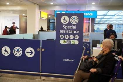 Heathrow opens its doors to showcase improved assistance services