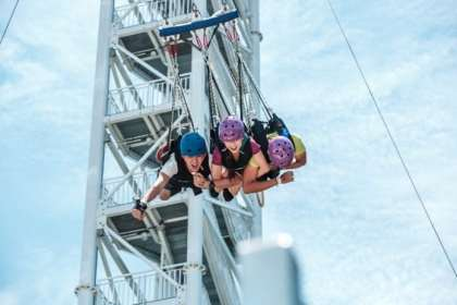 Gear up for non-stop action-packed tourist activities in Singapore