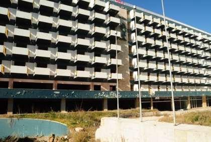 Rundown Portugal hotel in popular tourist spot soon to be reborn