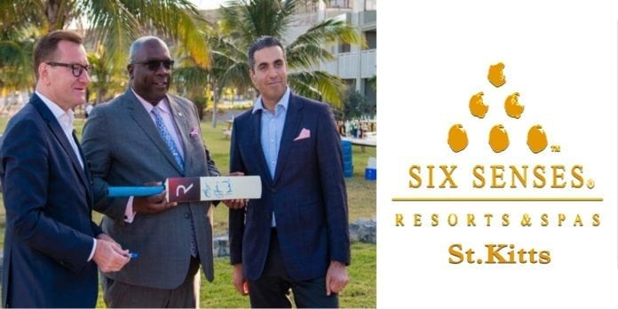 Six Senses St. Kitts Resorts gives away St. Kitts & Nevis passports