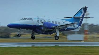 Newcastle to Adelaide and TTI promising for FlyPelican