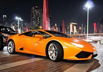 UK tourist in rental Lamborghini racks 33 speeding tickets, $47K fine in Dubai