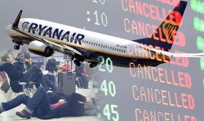 55,000 passengers in five European countries hit by Ryanair pilots' strike