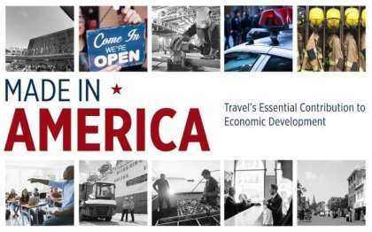 'Made in America' report highlights value, importance of promoting tourism