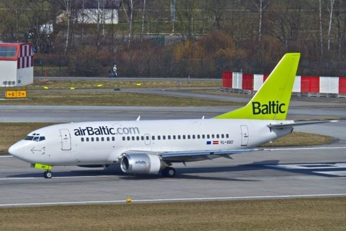 AirBaltic appoints new exclusive remarketing agent