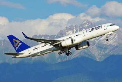 Air Astana: Strong traffic and revenue growth in first half of 2018