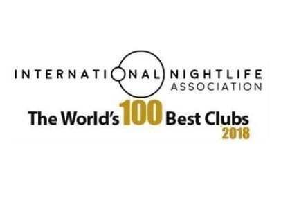 "278 venues from 51 countries compete for ""The World's 100 Best Clubs 2018"" list"