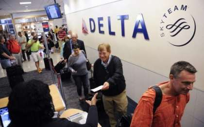 July takes top spot for number of Delta Air Lines' customers flown