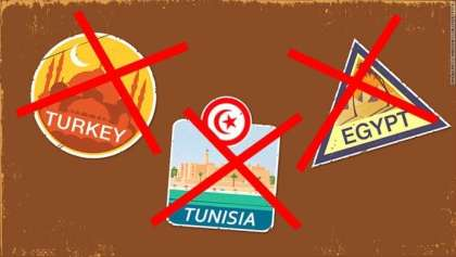 Why UK travelers have great news for tourism in Turkey, Tunisia and Egypt?