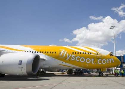 Scoot to adjust air fares