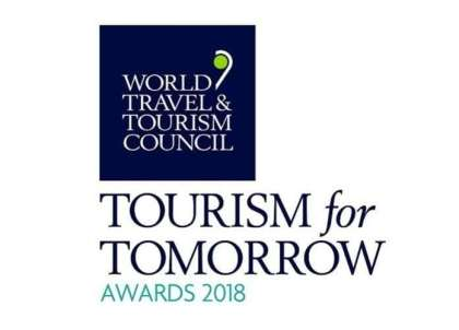 WTTC Tourism for Tomorrow Awards 2019 applications are now open
