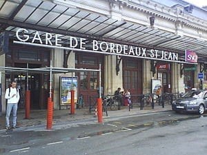 Get to Bordeaux: Your first stop in France