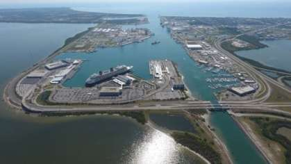 Port Canaveral Awarded $1.149M in Federal and  State Funding