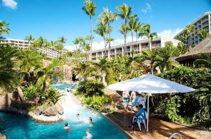 Peak summer travel in Hawaii increased despite Hurricane Lane