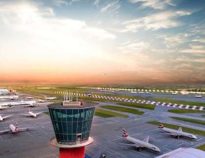 Search for Heathrow's Innovation Partners