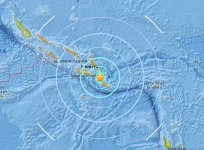 Solomon Islands: 82,000 potentially affected by latest 6.2 earthquake