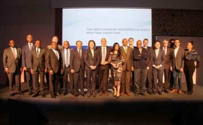 Airbus releases report on the impact of aerospace technologies in Africa