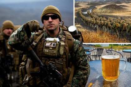 Reykjavik bars go into 'emergency' mode after US soldiers drink all the beer