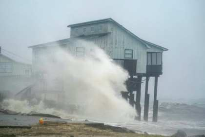 Where is ground zero for Hurricane Michael? Historic Beach Town Wiped Out